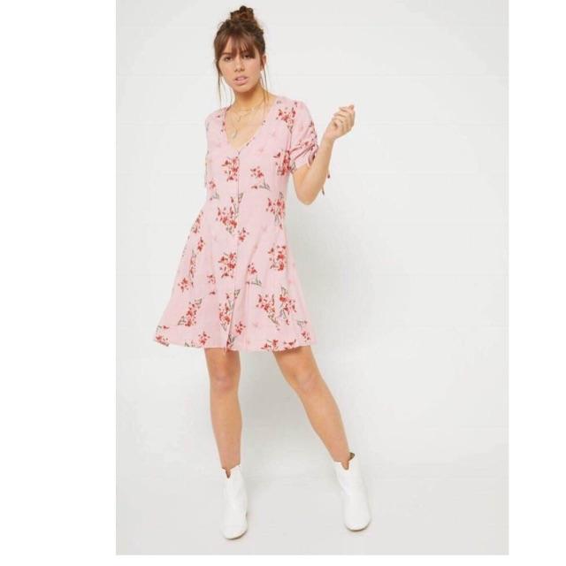 Váy Rue21 2 màu mát nhẹ