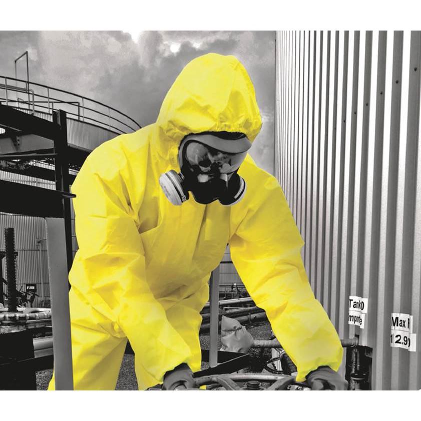 Ớ Quần áo phòng dịch, chống hóa chất AlphaTec bán 252,030đ   Namk shop 1k