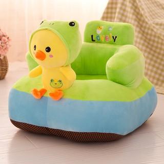 ghế sofa bông cho bé có đai thắt an toàn thumbnail