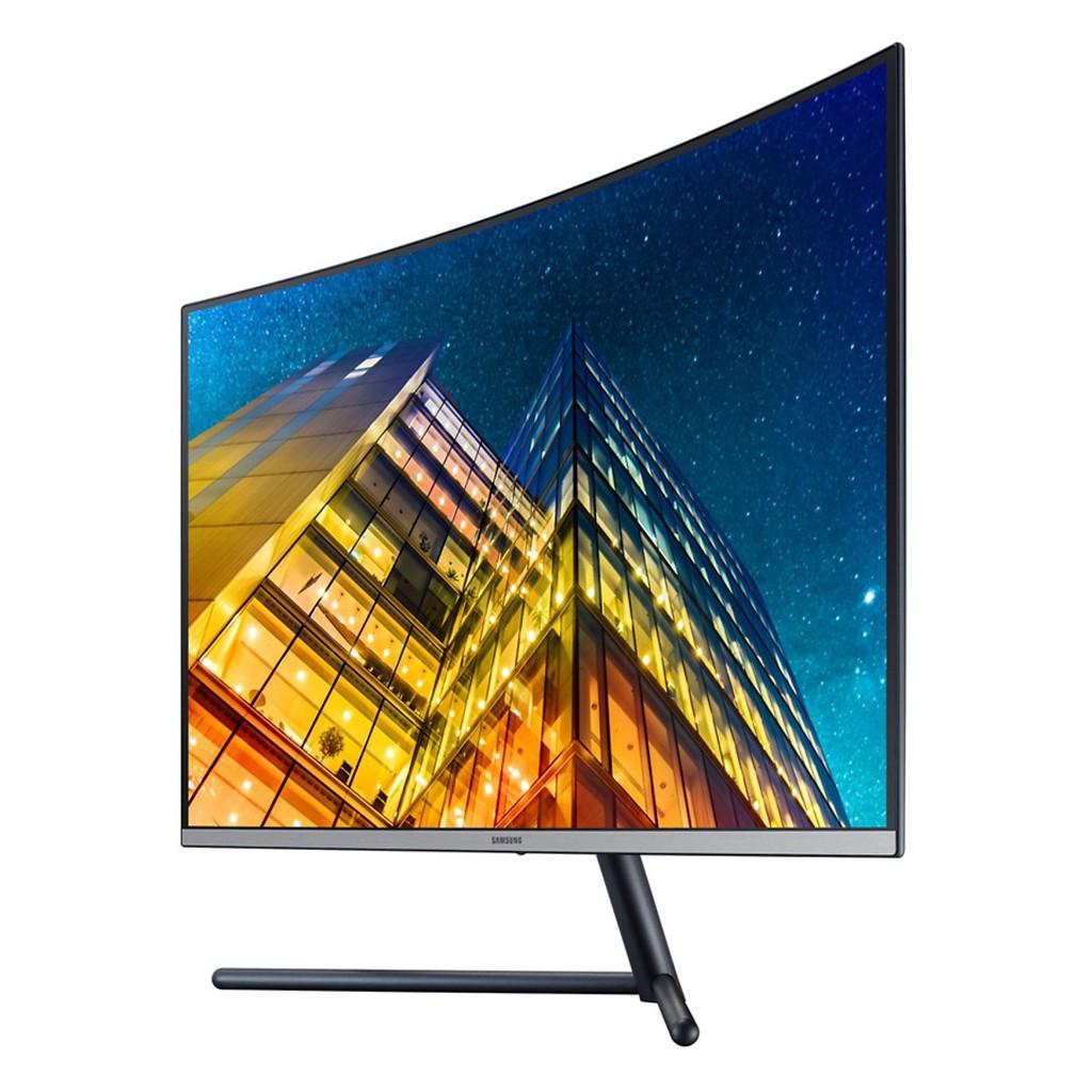 Màn Hình Cong 4K Samsung LU32R590CWEXXV 32 inch UHD (3840 x 2160) 4ms 60Hz VA - Hàng Chính Hãng