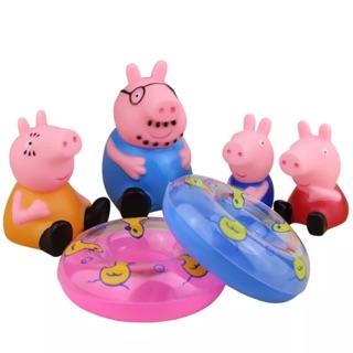 Set đồ chơi nhà tắm Pepapig