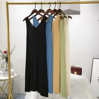 Customized -7 days delivery dress suspender skirt fashion new casual atmosphere