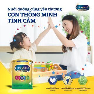 Hình ảnh [Mã FMCGMALL - 8% đơn 250K] Sữa bột Enfagrow A+ Neuropro 4 Vị thanh mát với dưỡng chất DHA & MFGM – 1.7kg-3