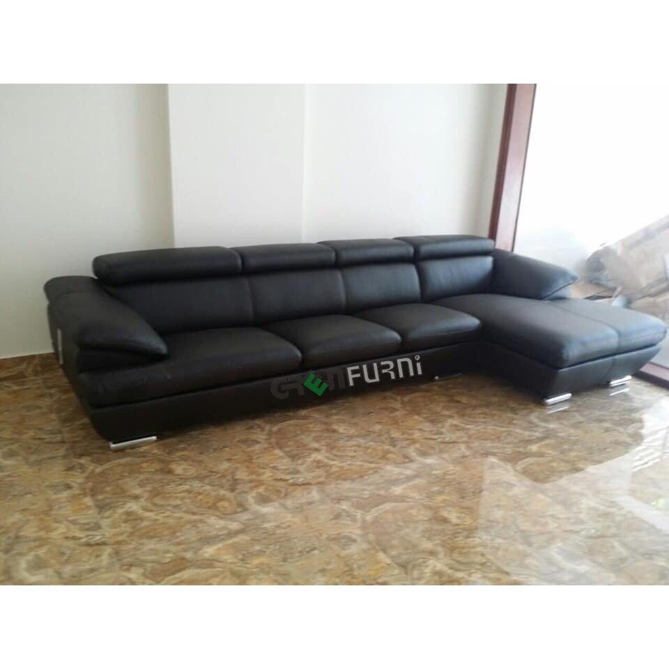 Sofa da phòng khách cao cấp giá rẻ tại HCM GreenFurni SF12 - 13664731 , 1430234266 , 322_1430234266 , 17000000 , Sofa-da-phong-khach-cao-cap-gia-re-tai-HCM-GreenFurni-SF12-322_1430234266 , shopee.vn , Sofa da phòng khách cao cấp giá rẻ tại HCM GreenFurni SF12