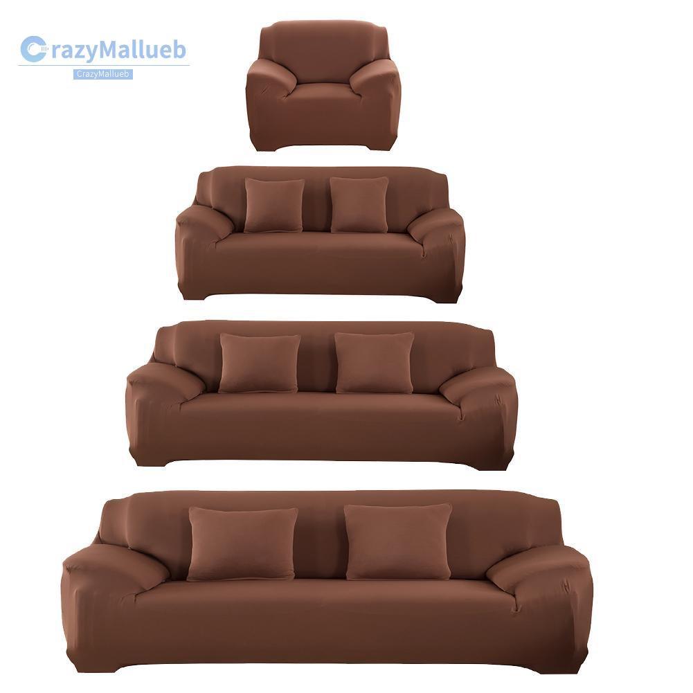 Tấm bọc sofa màu cà phê tiện lợi