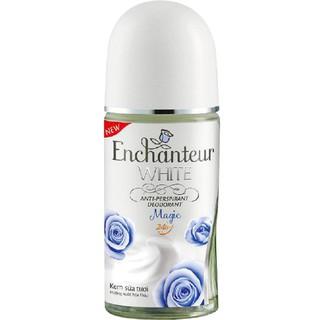 Lăn Khử Mùi Hương Nước Hoa Enchanteur Magic 50ml
