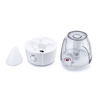 Máy tạo độ ẩm Laica HI3013- Công nghệ siêu âm - Chạy êm  - Hạt sương siêu mịn - Thiết kế hình giọt nước - Ý