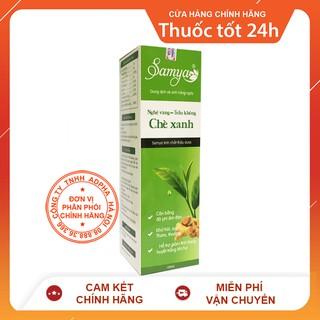 Dung dịch vệ sinh phụ nữ Samya thảo dược tự nhiên thumbnail