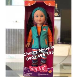 Búp bê Mylife #hàngMỹ ( bé thổ cẩm ) – 1.300k