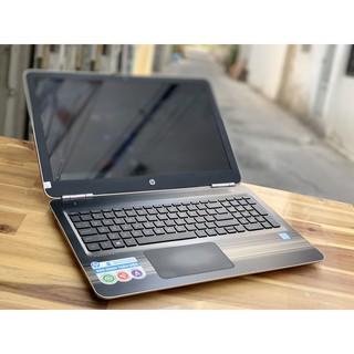 Laptop Hp Pavilion 14-al103tu, Core i3 7100U 4G HDD 500G Màu Gold Siêu mỏng Đẹp keng giá rẻ ( LIKE NEW 99%)