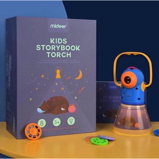 ĐÈN PIN KỂ CHUYỆN KIDS STORYBOOK TORCH