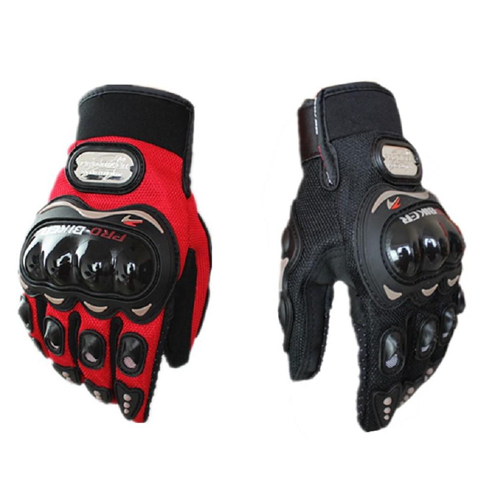 ✔️ Găng Tay Xe Máy, Đi Phượt Probiker Full DÀI Ngón Có Gù Nhựa - CHUYÊN SỈ ĐỒ PHƯỢT