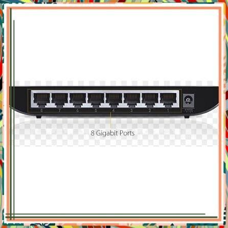 (Siêu tốt ) TP-Link TL-SG1008D – Switch 8 Cổng Để Bàn Giá chỉ 609.700₫