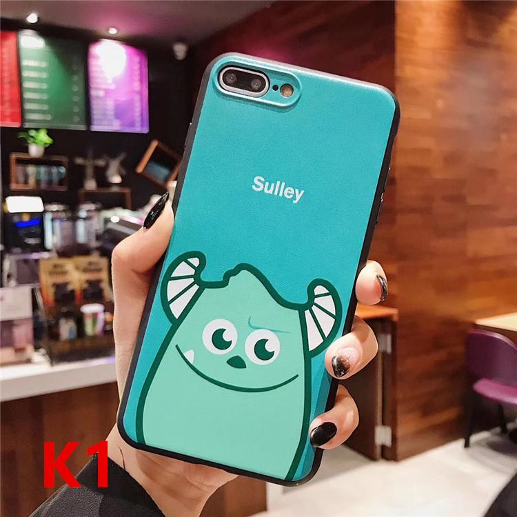 OPPO F11 Pro F9 F7 A3S A7 A5S A37 Monsters hello kitty