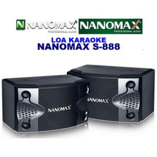 LOA KARAOKE NANOMAX S-888 thumbnail