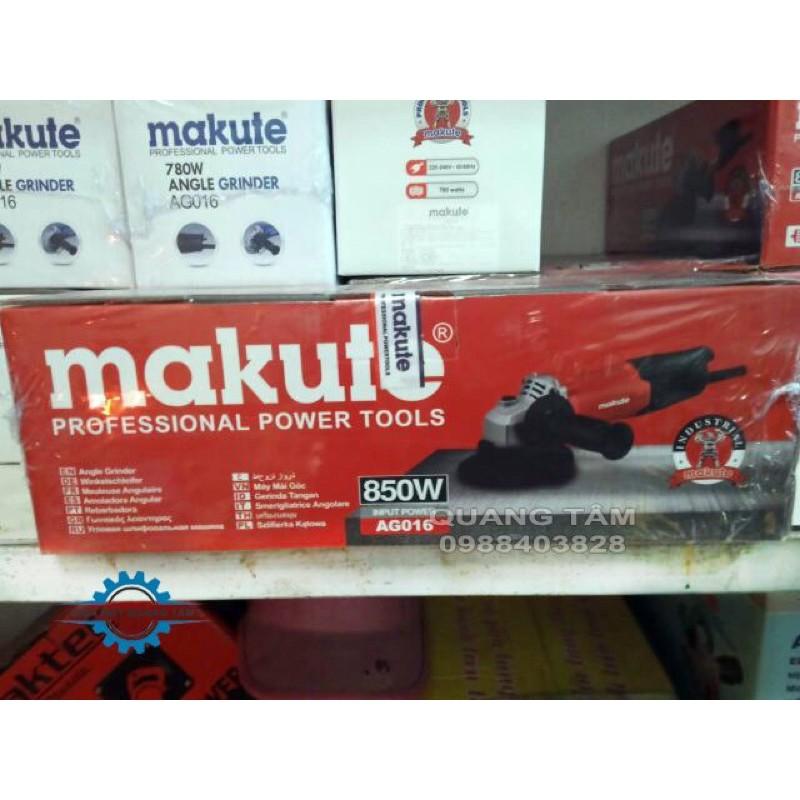 Máy Mài Makute AG016 RED [Chính Hãng]