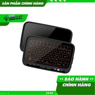 [Mã SKAMA07 giảm 8% đơn 250k]Bàn phím Mini H18 2.4GHz không dây ,tích hợp cảm ứng thumbnail