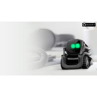 Robot thông minh tích hợp AI Anki Vector – Ra Lệnh Bằng Giọng Nói, Thú Cưng Trong Gia Đình (Hàng Order-15 ngày có hàng)