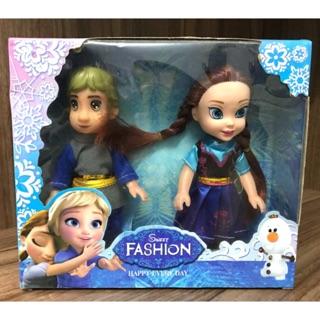 Búp bê Frozen Anna Elsa