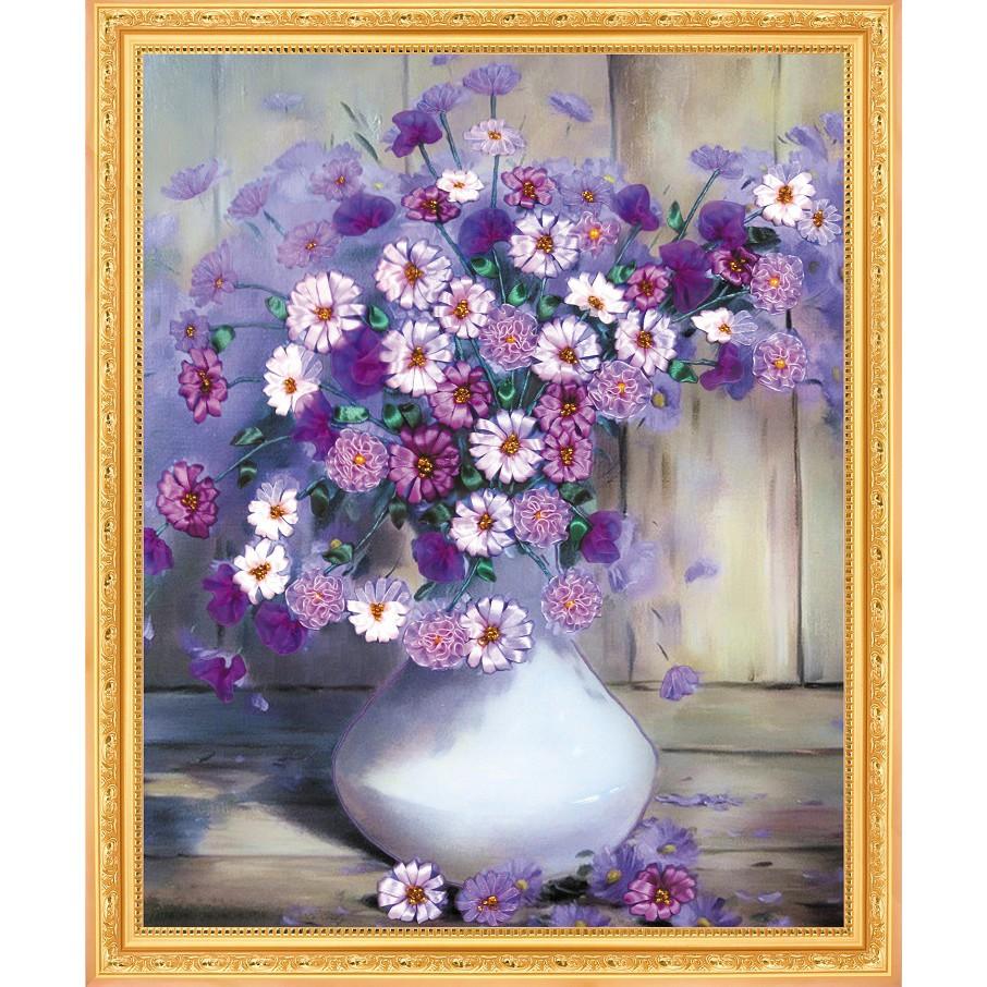 (HÀNG ORDER) Tranh thêu ruy băng hoa màu tím - 3466616 , 1150469970 , 322_1150469970 , 209000 , HANG-ORDER-Tranh-theu-ruy-bang-hoa-mau-tim-322_1150469970 , shopee.vn , (HÀNG ORDER) Tranh thêu ruy băng hoa màu tím