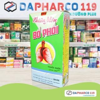 Siro ho thiên môn bổ phổi - DINHDUONGPLUS - DD98 1 thumbnail