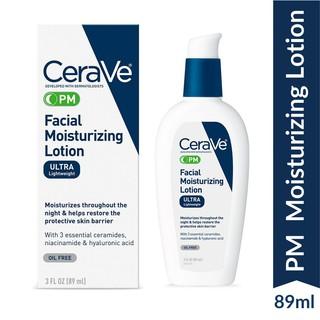 Kem dưỡng da ban đêm CeraVe PM Facial Moisturizing Lotion 89ml , Kem dưỡng ẩm , Kem cấp ẩm ban đêm Cerave luckily1702 thumbnail