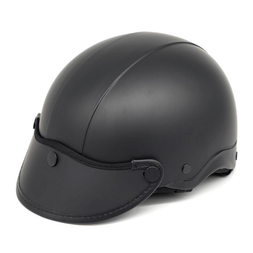 Mũ bảo hiểm nửa đầu Napoli N205 Freesize (Đen)