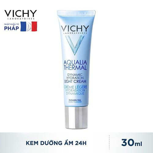 Kem Dưỡng Ẩm Vichy Aqualia Thermal Kích Hoạt Và Giữ Nước Suốt 24h 30ml_MSP3337871329396