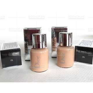 ( Minisize 5ml ) Kem nền Dior Backstage Face And Body Foundation thumbnail