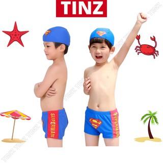 Đồ bơi bé trai 3,4,5,6,7,8,9,10,11,12,13,14 tuổi, áo tắm bé trai TINZ|Mã MBS026
