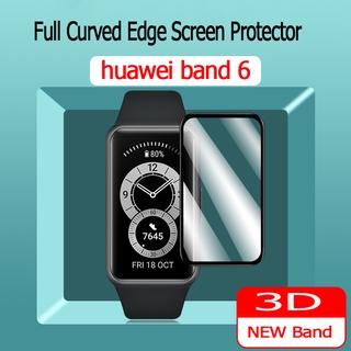Miếng Dán Bảo Vệ Màn Hình 3d Cho Huawei Band 6