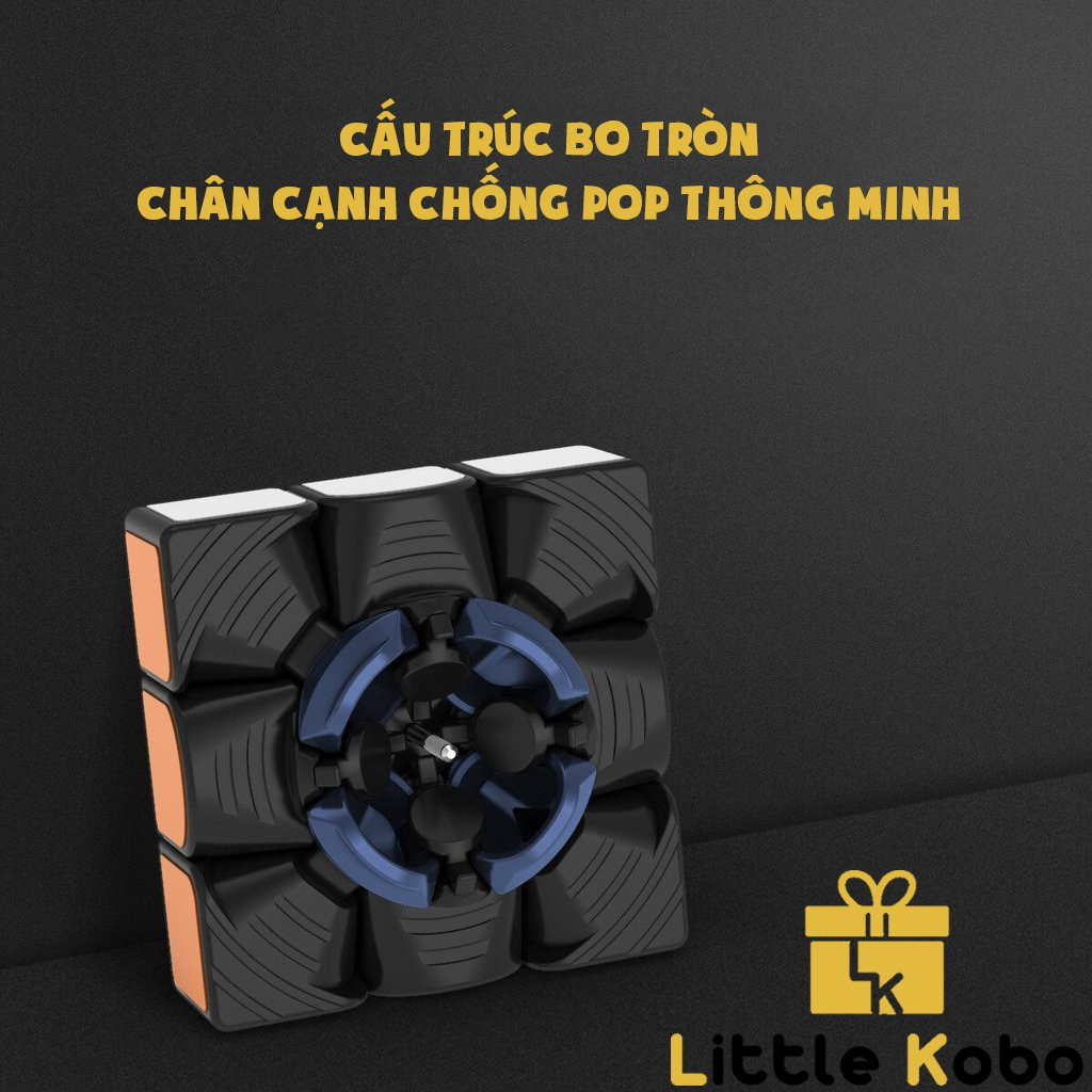 Rubik 3x3 YJ MGC 3 Elite M MGC3 Elite 3x3 M Nam Châm Dòng Cao Cấp Flagship Rubik 3 Tầng