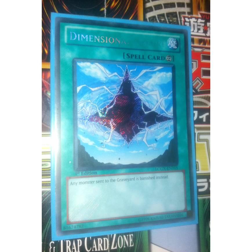 Thẻ bài: DIMENSIONAL FISSURE