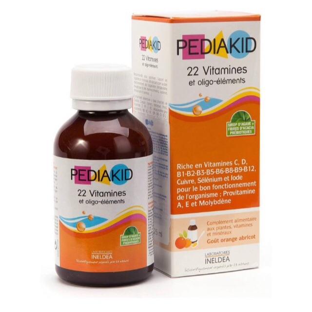 PEDIAKID 22 Vitamine - 3438207 , 570478382 , 322_570478382 , 215000 , PEDIAKID-22-Vitamine-322_570478382 , shopee.vn , PEDIAKID 22 Vitamine