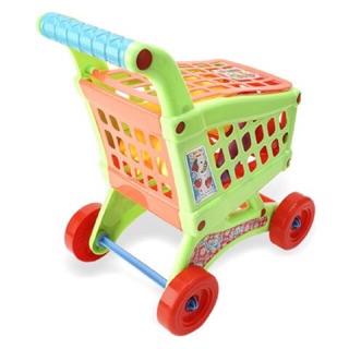 Xe siêu thị cho bé ( size đại)