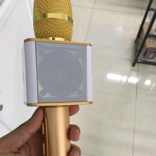 Mic hát karaoke cầm tay