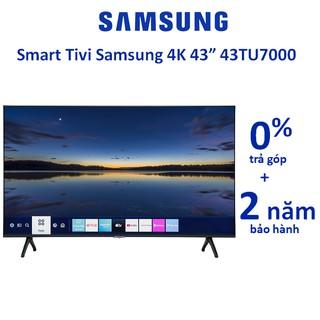 Smart Tivi Samsung 4K 43 inch 43TU7000