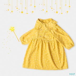 Váy Cho Bé Gái Họa Tiết Trái Tim Nhiều Màu Thời Trang Bello Land thumbnail