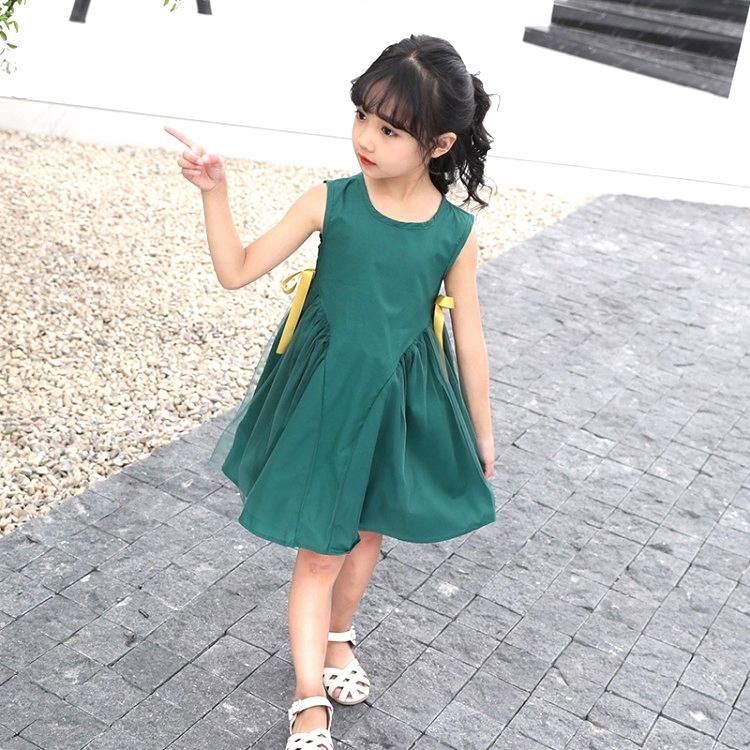 đầm công chúa chấm bi cho bé gái - 14212302 , 2527510849 , 322_2527510849 , 158600 , dam-cong-chua-cham-bi-cho-be-gai-322_2527510849 , shopee.vn , đầm công chúa chấm bi cho bé gái