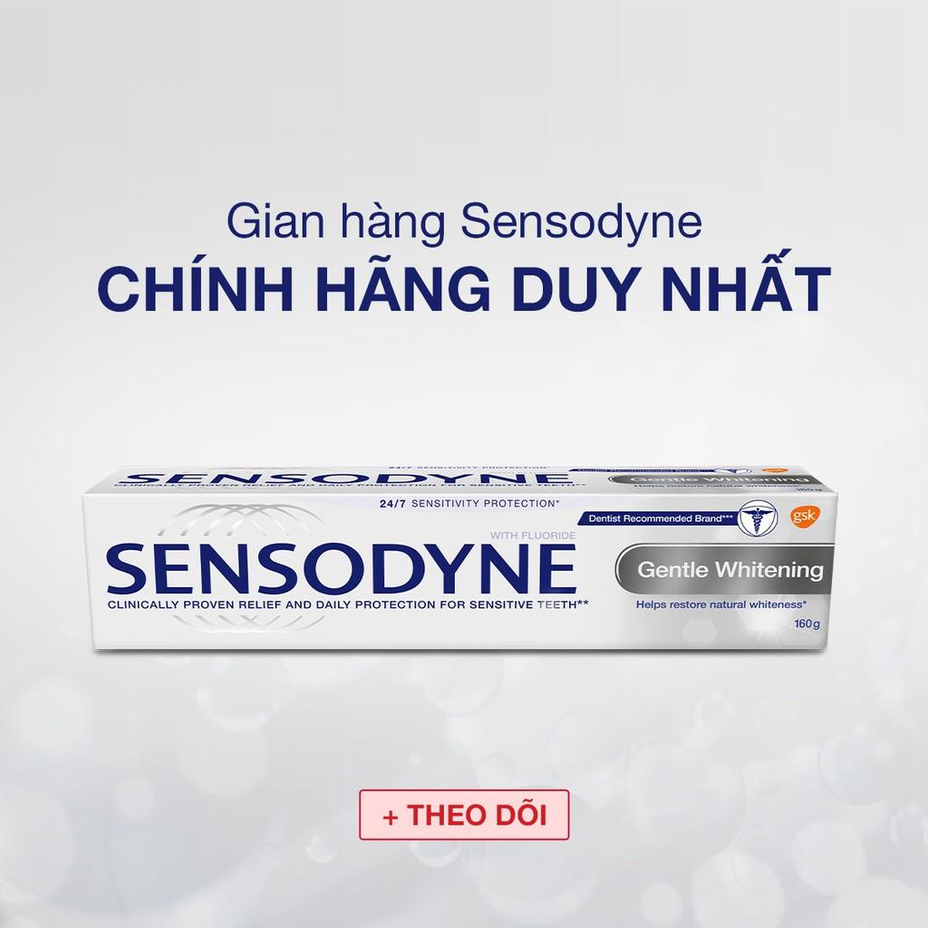 Kem Đánh Răng Sensodyne Whitenning 100g
