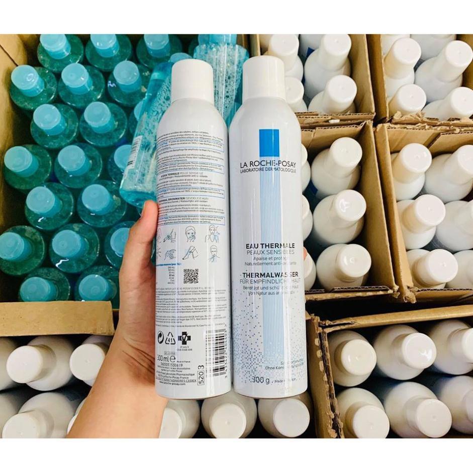 [MẪU TRẮNG]Xịt Khoáng La Roche Posay Thermal Wasser Empfindliche Haut Hàng Pháp Chính Hãng (300ml)