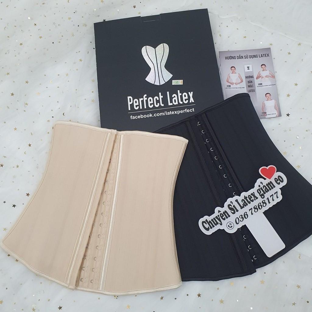 [Cam kêt hàng chuẩn] Đai nịt bụng latex 25 xương chuẩn Hy lạp cao cấp