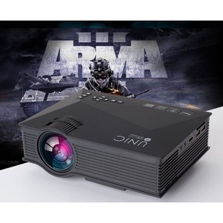 Máy chiếu mini UNIC UC68 WIFI FULL HD chính hãng 1080p