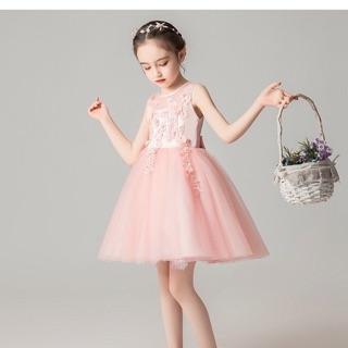 Váy Công chúa Bé gái Nhí & Nhỡ (10-40kg)