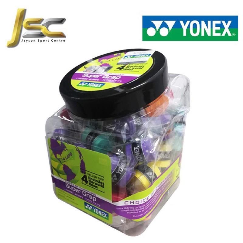 Hộp 60 cái cuốn cán vợt tennis ,cầu lông yonex AC102T60X