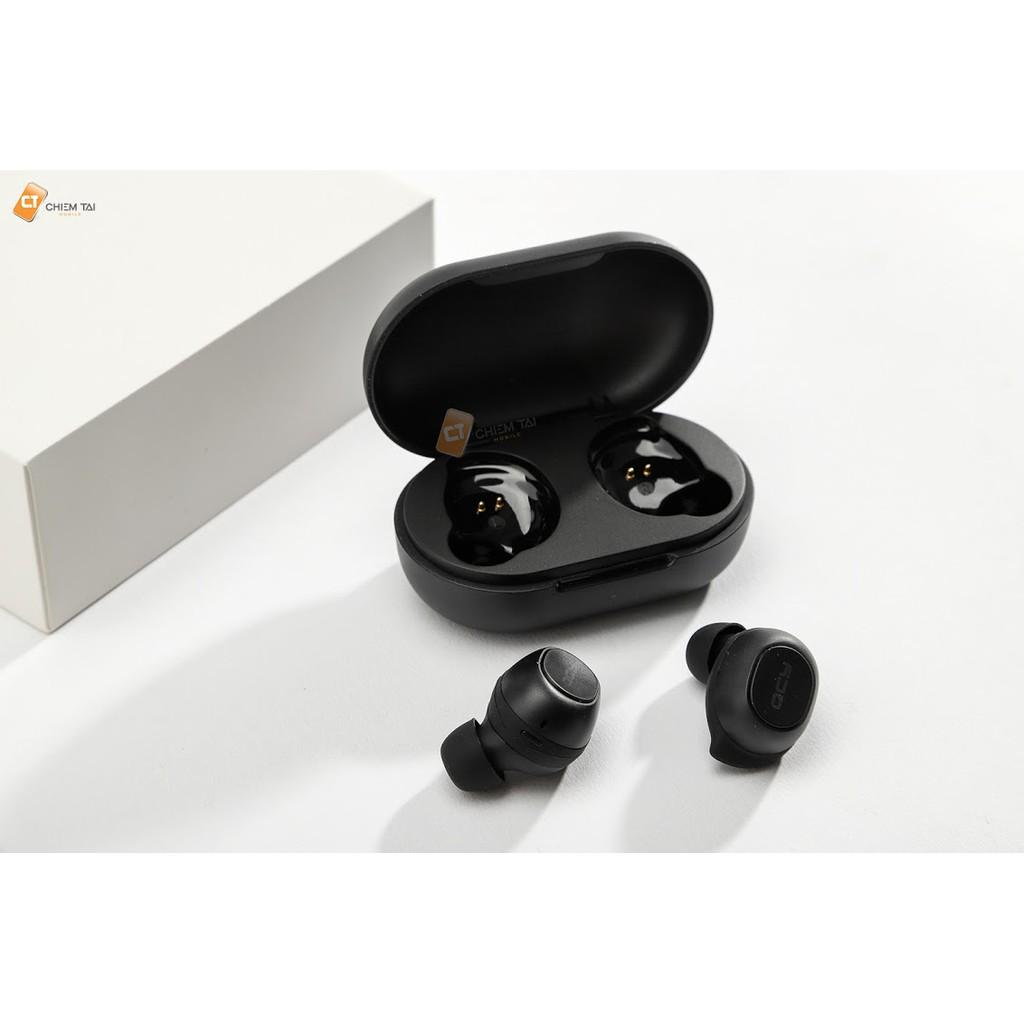 [Mã 267ELSALE hoàn 7% đơn 300K] Tai nghe Bluetooth True Wireless QCY T9s