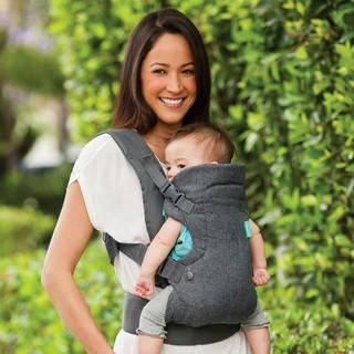 (CHÍNH HÃNG) Địu em bé 4 tư thế – Địu Infantino Flip 4-in-1 Convertible Carrier dùng cho bé từ 3.6 – 14.5kg Mỹ