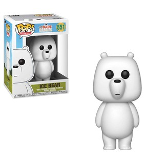 Funko Pop Ice Bear-We Bare Bears.Chính hãng 100%