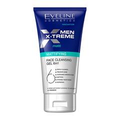 Gel rửa mặt dành cho nam Eveline Men X-treme Face Cleansing Gel 200ml
