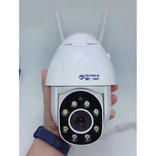 ( FREESHIP Class 1 ) Combo Camera Yoosee ngoài trời Ptz 8led xoay 360 độ 3.0Mpx Full HD Thẻ Nhớ 32Gb Yoosee Chuyên Dung